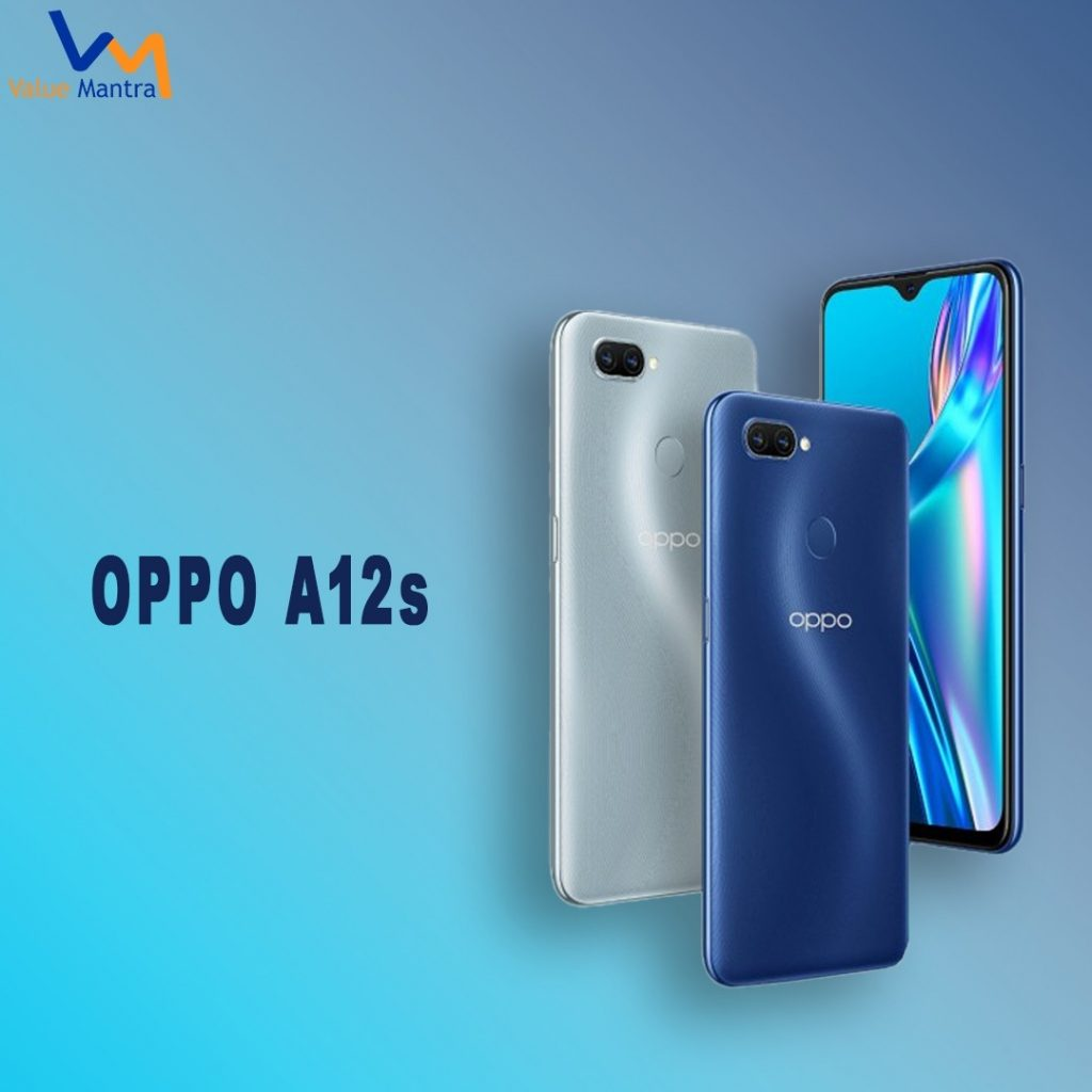 OPPO A12s gaming phone