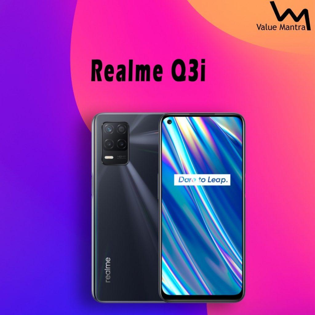 Realme Q3i best camera phone