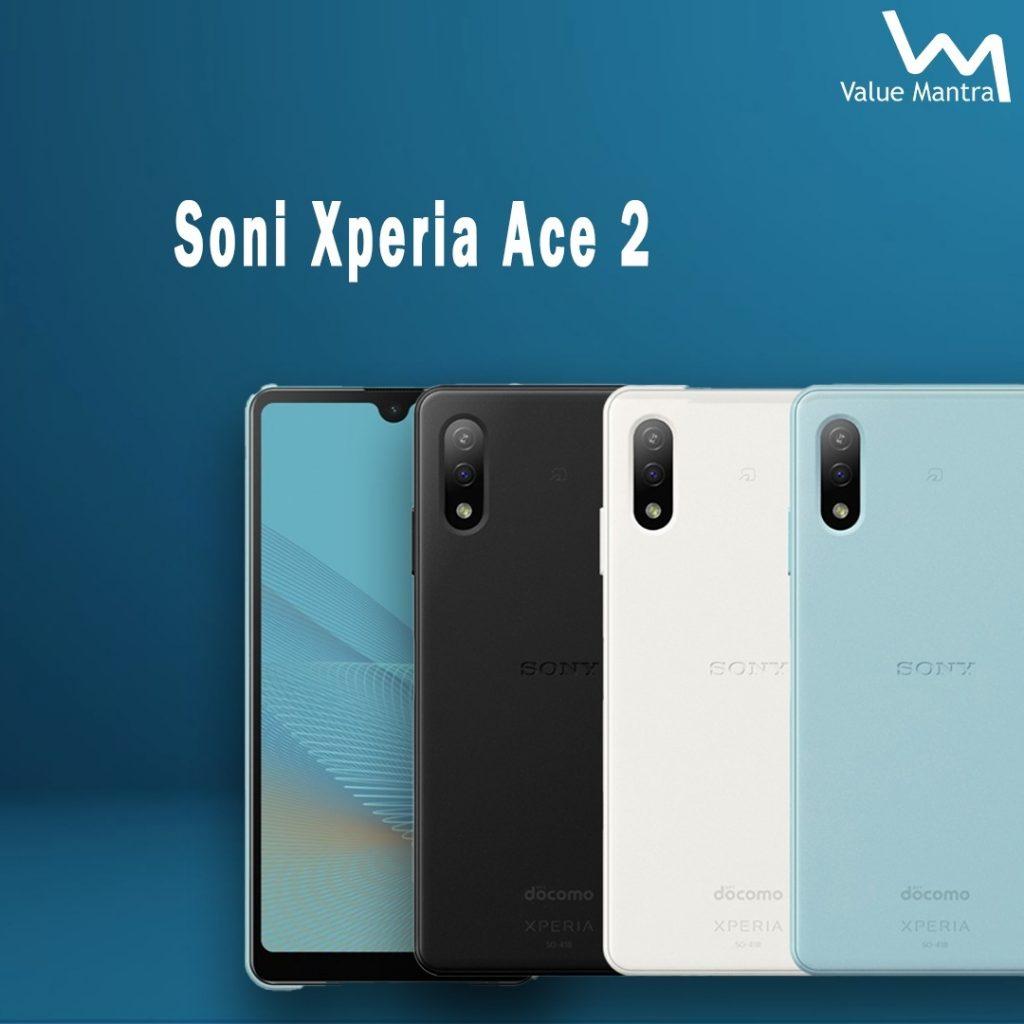 Sony Xperia Ace 2 smartphone