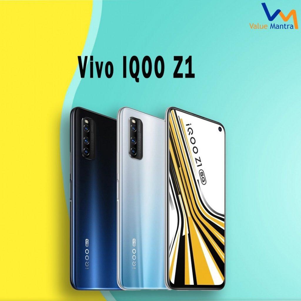 Vivo IQOO Z1 gaming mobile