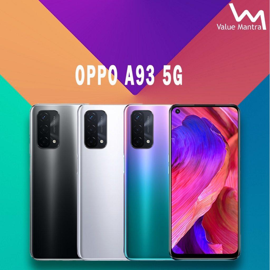 OPPO A93 5G mobile