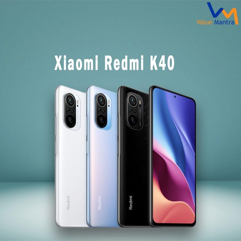 Xiaomi Redmi K40 gaming phone