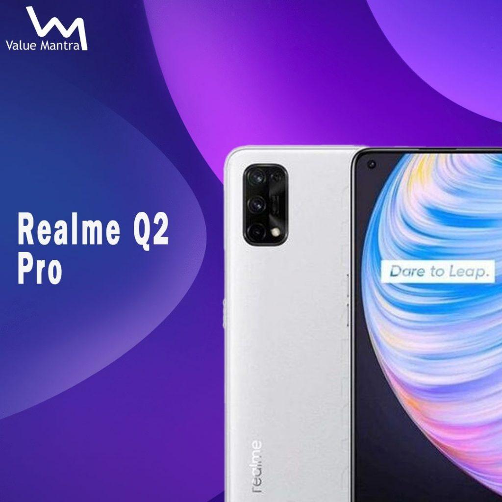 Realme Q2 Pro gaming phone
