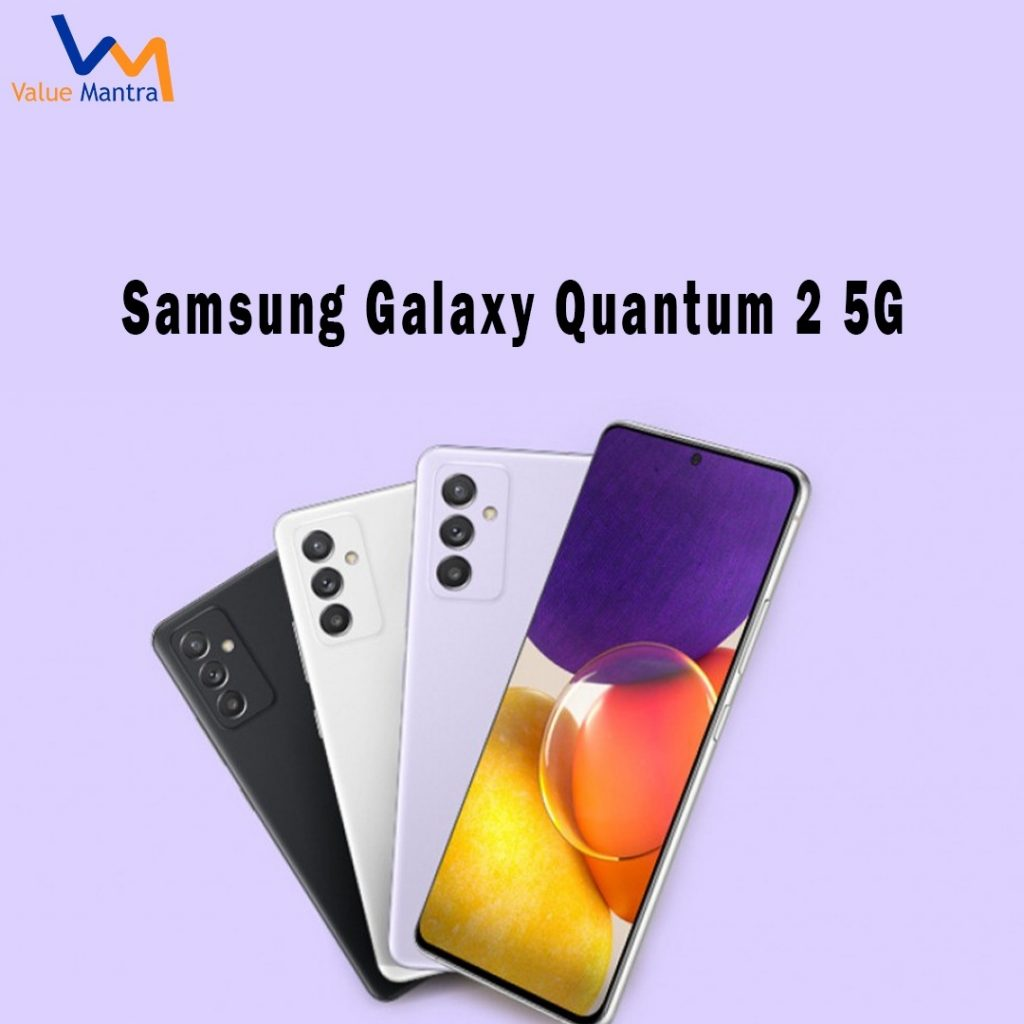 Samsung Galaxy Quantum 2 5G smartphone