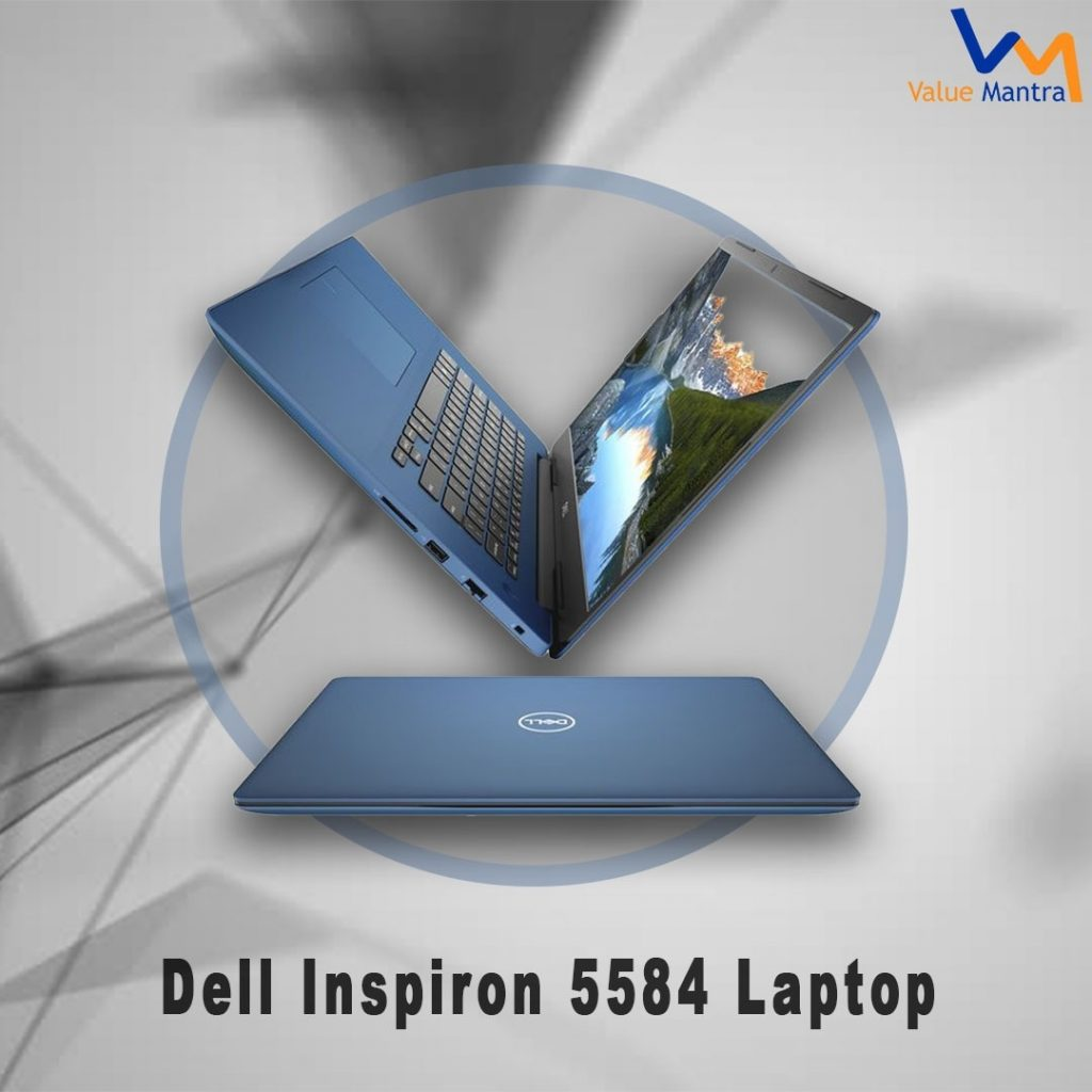 Dell Inspiron 5584 gaming laptop