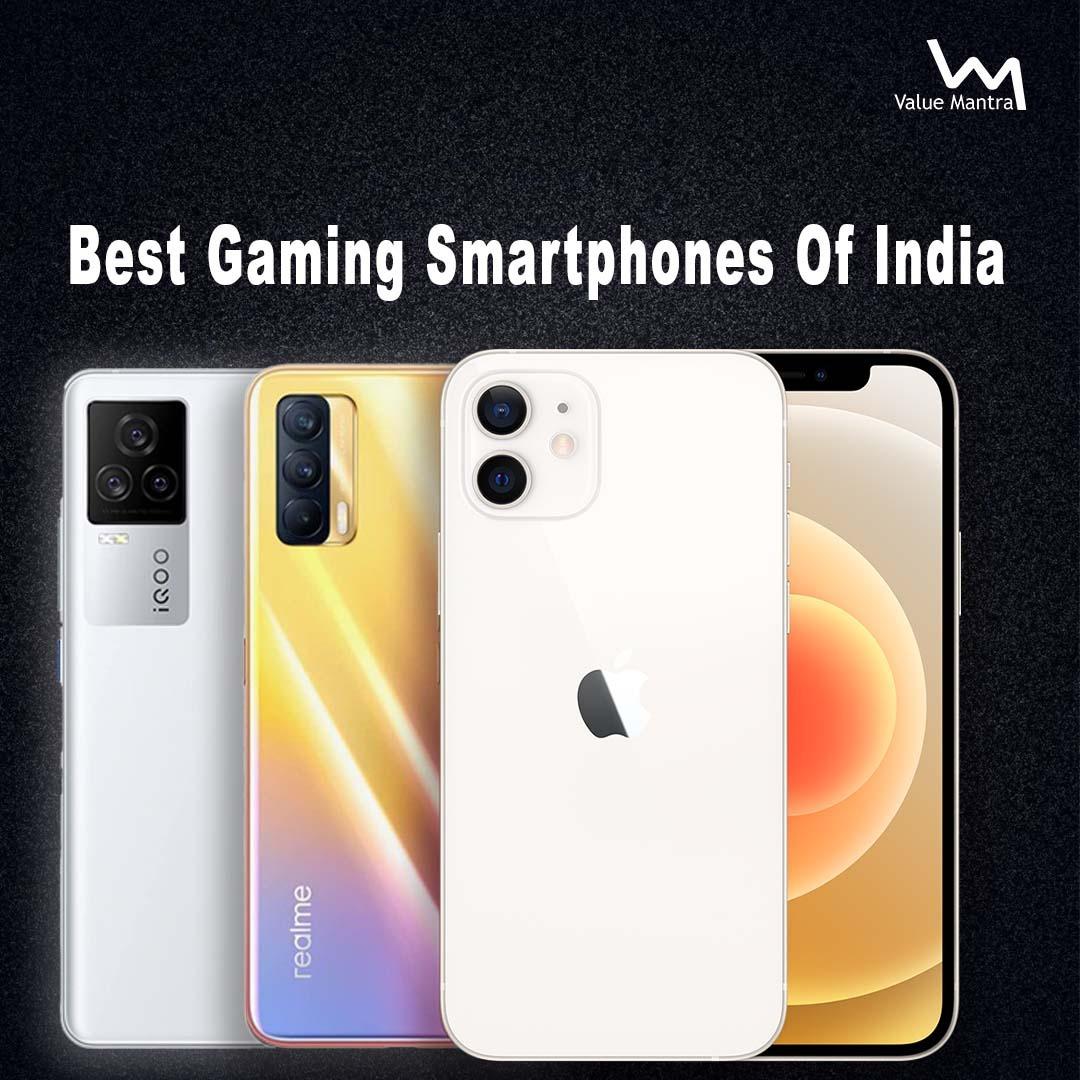 Gaming phones under 30000 in India (2021)