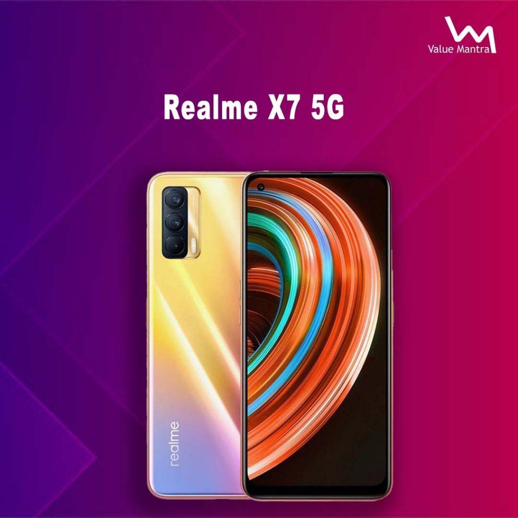 realme x7 5g gaming phone