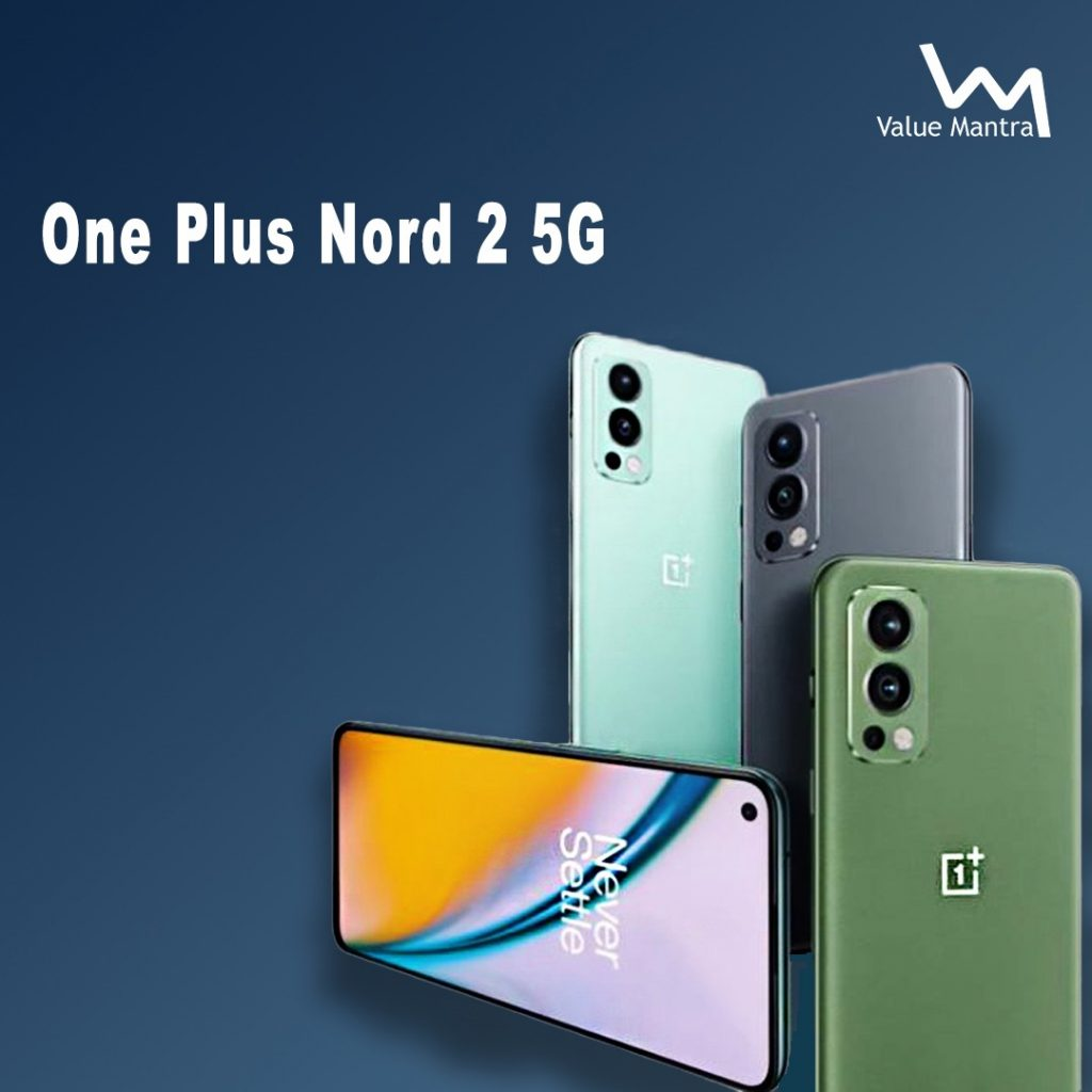 one plus nord 2 5g gaming phone