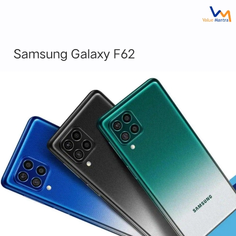 Samsung galaxy f62 camera phones