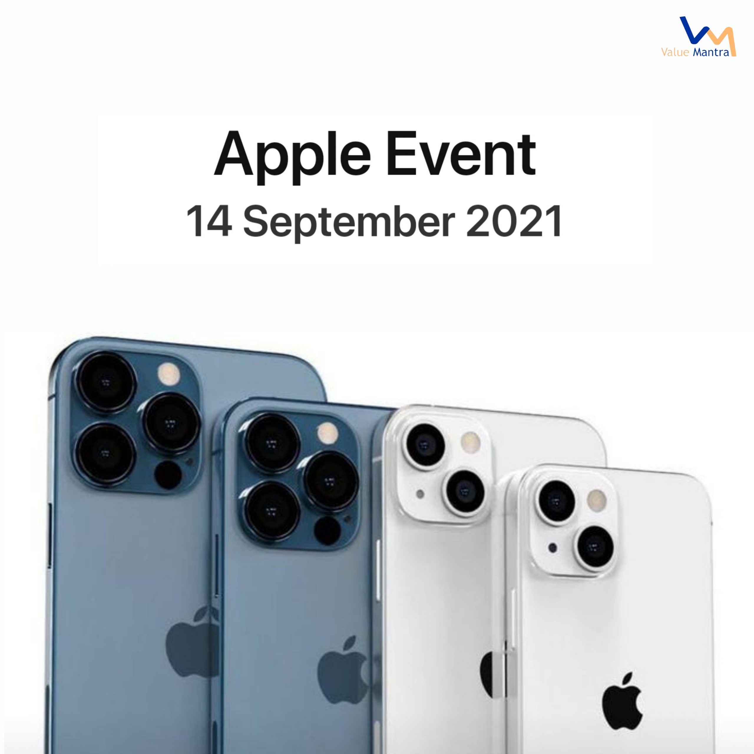 Apple iPhone 13 – Apple's Launch Event Details