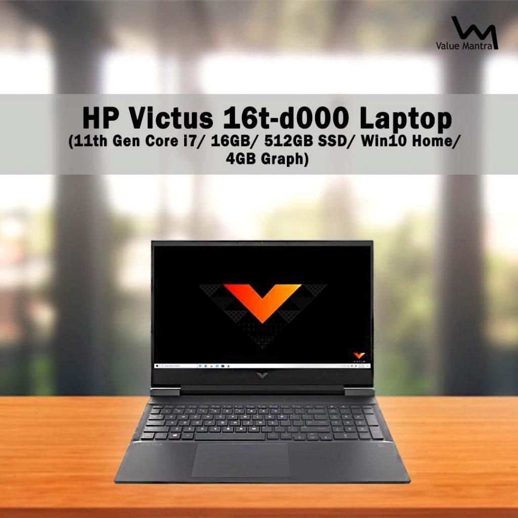HP Victus gaming laptop