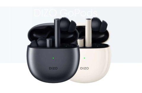 dizo gopods tws earbuds
